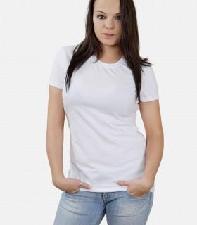 Women boxy white top