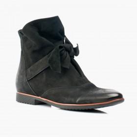 Men's boots comfort PU flat heel