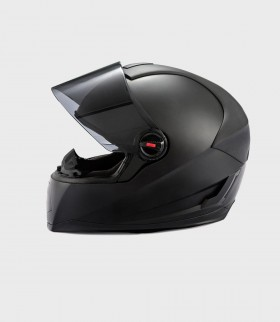 SW-SS800 full face helmet large(Black)