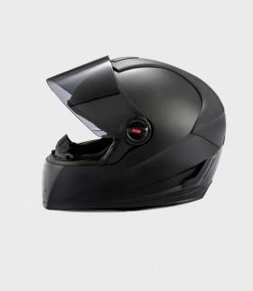 SW-SS800 full face helmet large(Black)